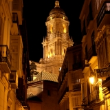 cathedral-in-malaga-by-night